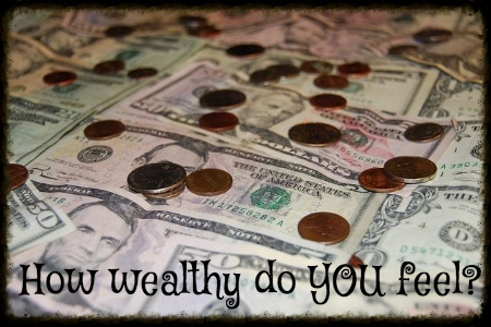 are you wealthy