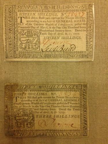 Paper Money Revolution