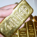 Gold Bullion Bar Based on Purity