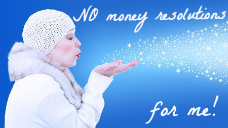 money new year resolutions