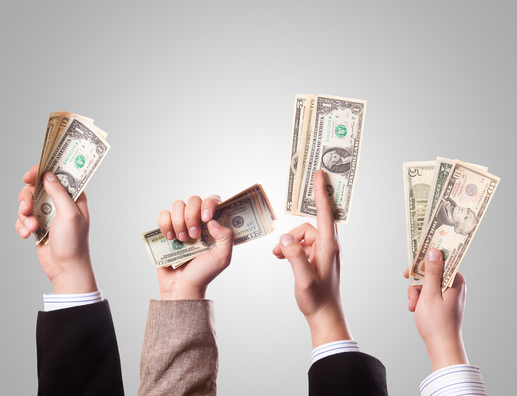 Money. HSA Contribution