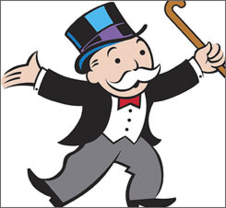 Lessons Learned from Playing Monopoly Electronic Banking