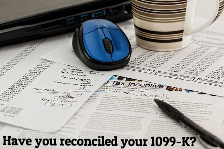 reconcile your 1099-K