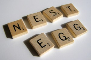 Scrabble Series Nest Egg