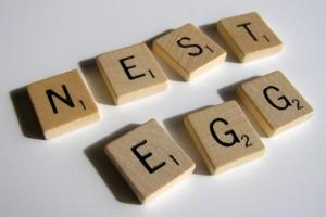 Scrabble Series Nest Egg