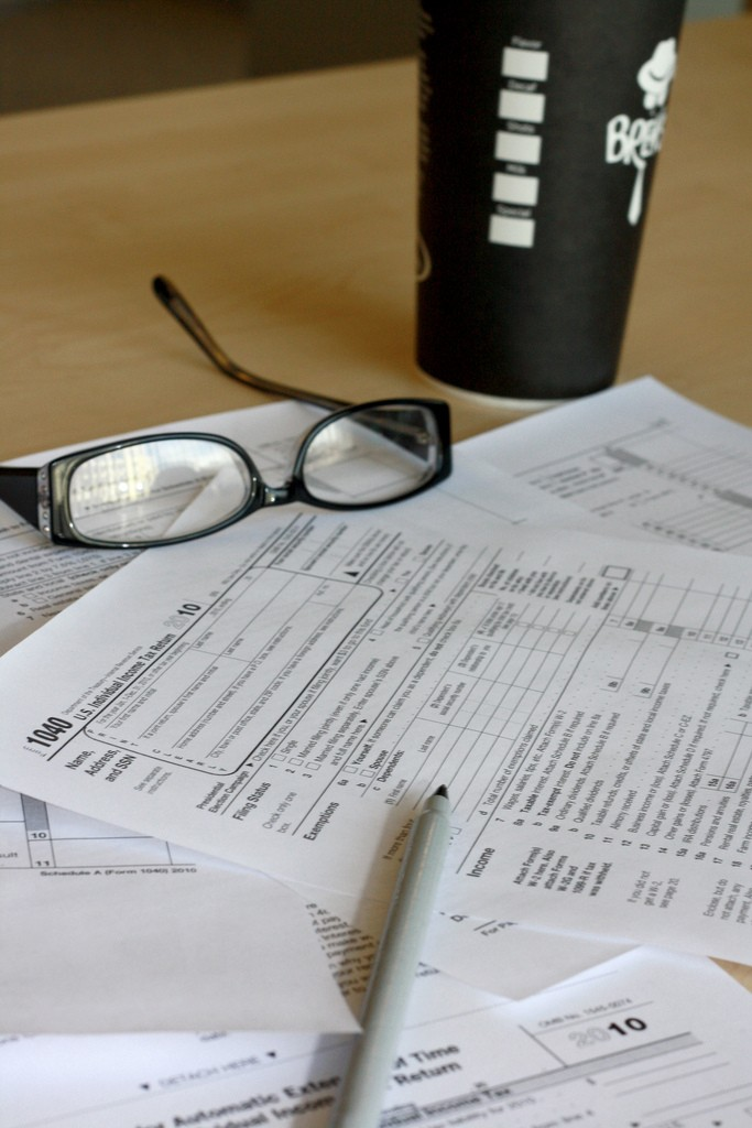 Organize Your Taxes
